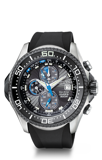 PROMASTER DEPTH METER CHRONOGRAPH (Metric) | BJ2117-01E