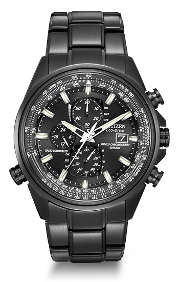 World Chronograph  A-T | AT8025-51E