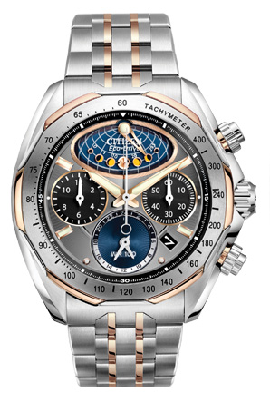 MOON PHASE FLYBACK CHRONO | AV3006-50H