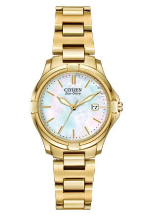 Citizen Citizen Eco-Drive  Ladies' Bracelet EW1962-53D Silhouette