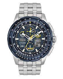 9a3841b75c66 reloj citizen blue angels